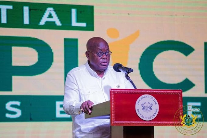 I'll make film industry competitive, profitable – Akufo-Addo