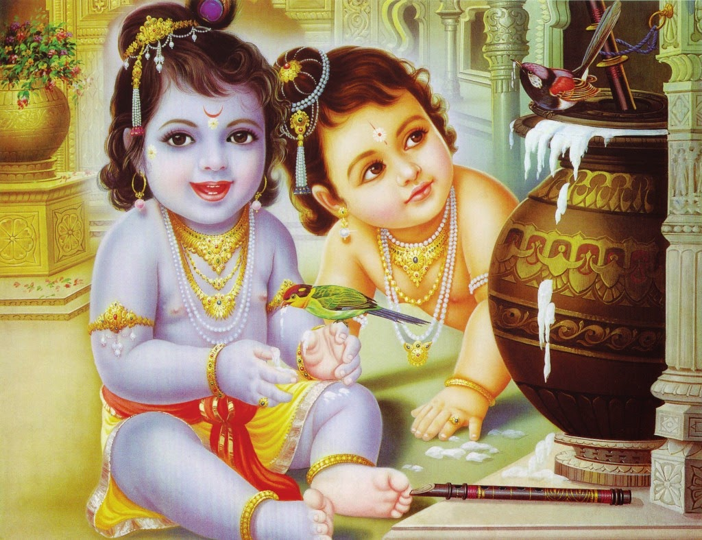 Lovable Images: Lord Krishna HD Wallpapers Free Download