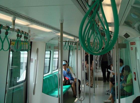 高雄KMT捷運之旅初體驗