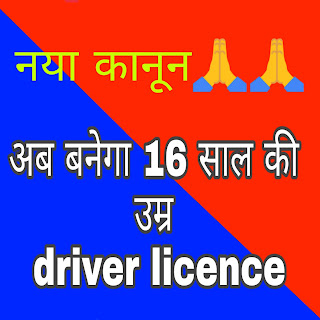 Mini driving licence