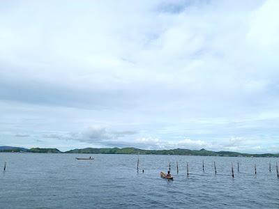 bhukere, tradisi penangkapan ikan dari kabupaten jayapura