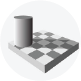 An explanation of the checkerboard illusion.