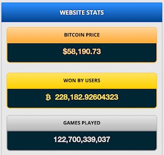 Gagner de bitcoin sur  Legit  site gratuitement en février 2021