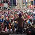 அமொிக்காவில் 9 ஆயிரம் சீக்கியர்கள் தலைப்பாகை கட்சி உலக சாதனை!!