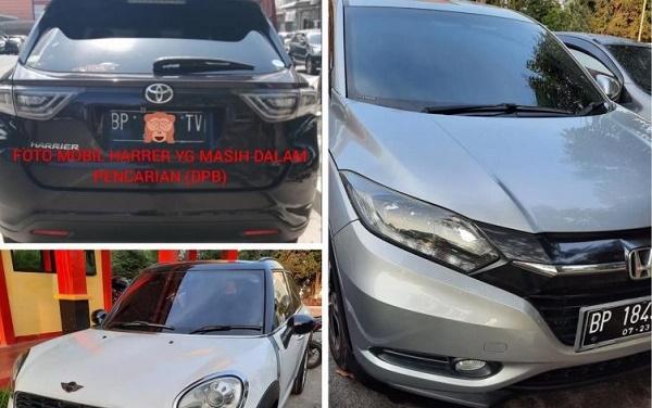 Pelaku Diamankan di Makassar, Penggelapan dan Penipuan Mobil Mewah