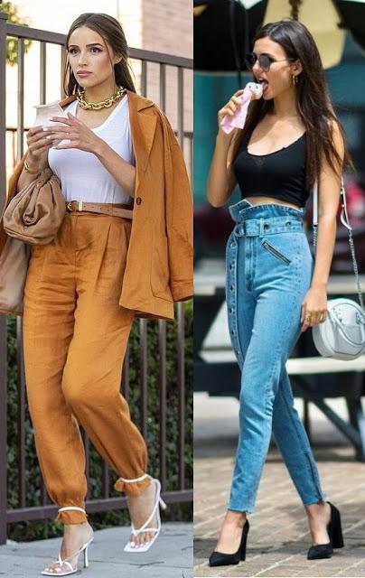 Guia como usar looks casuais chics, Olivia Culpo, Victoria Justice