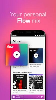 Deezer Music Player Premium APK v6.2.25 MOD[Unlock All] Download Now