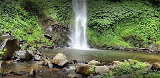 Air Terjun Blemantung Pujungan Pupuan Bali