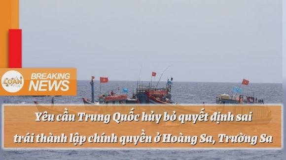 Trung Quốc đừng hòng bắt nạt Việt Nam thêm nữa!
