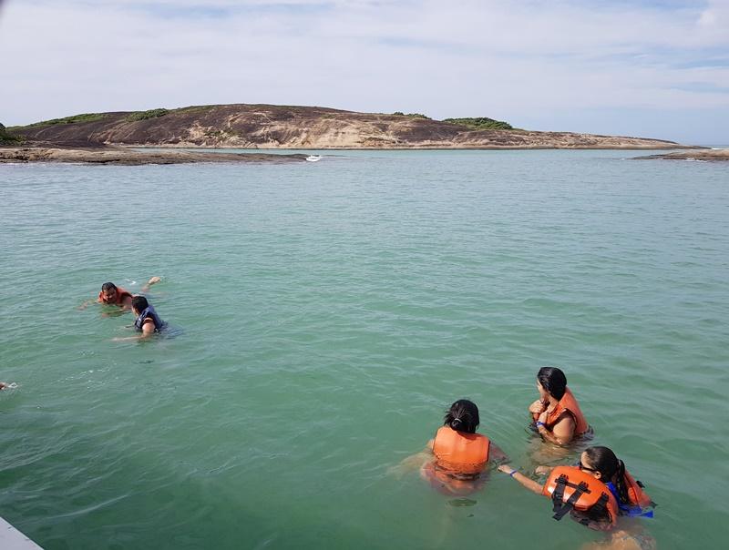 Ilha da Raposa, Guarapari