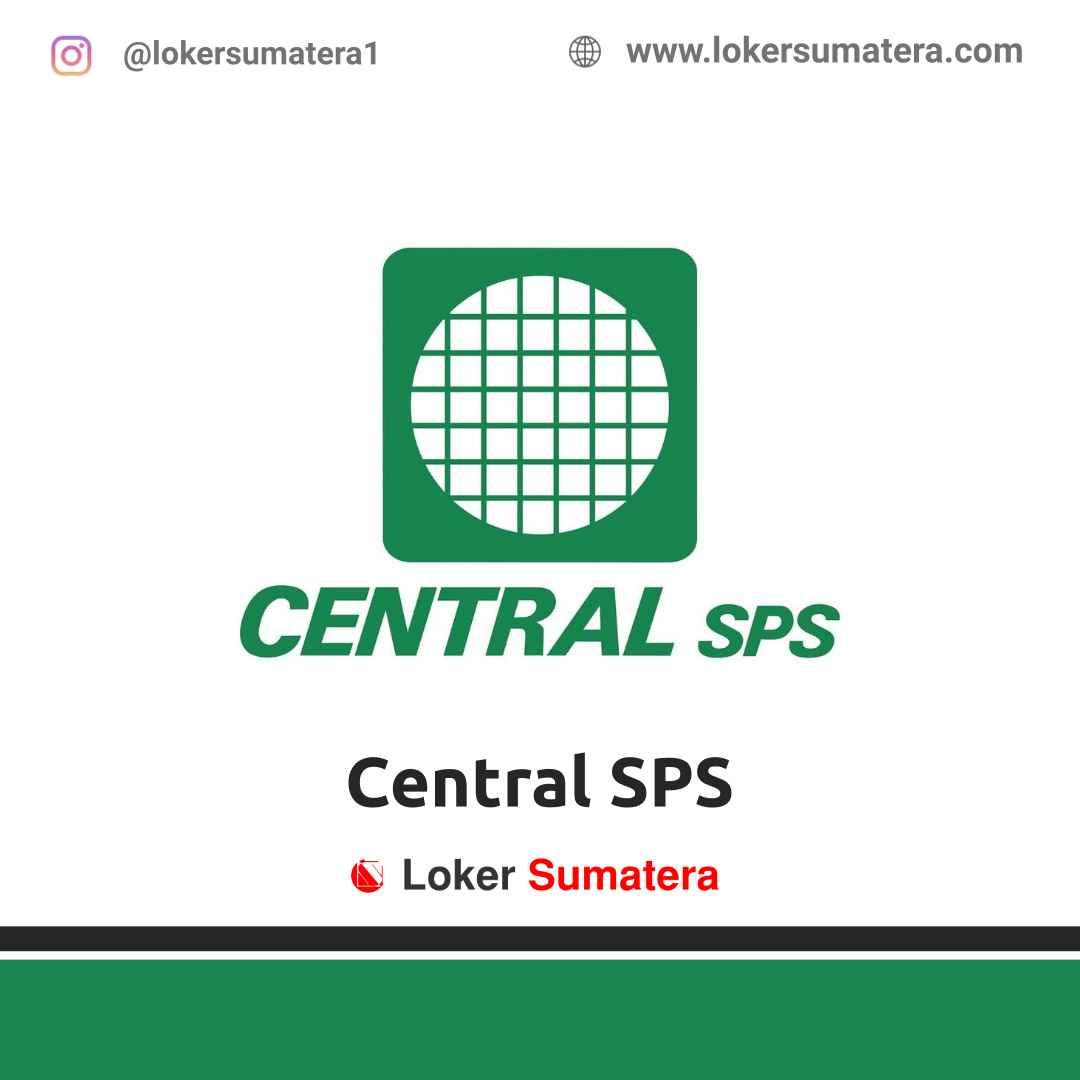 Lowongan Kerja Medan: Central SPS Maret 2021