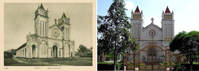 Kiến trúc độc đáo của hệ thống nhà thờ Công giáo Việt Nam