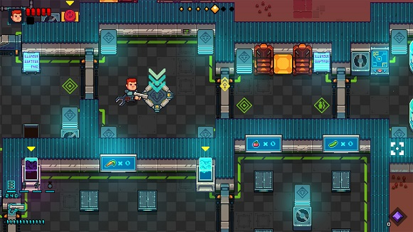 space-robinson-hardcore-roguelike-action-pc-screenshot-3