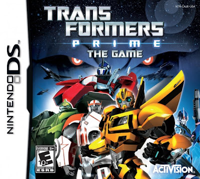 Transformers Prime DS