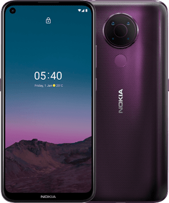 Nokia 5.4 Launched