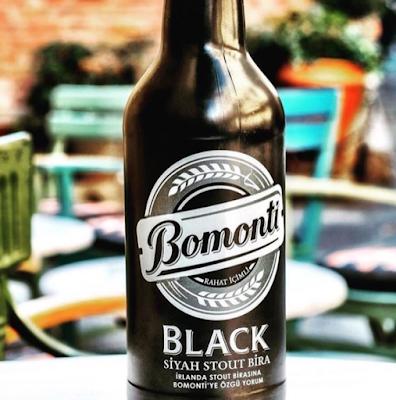 Bomonti Black Bira Değerlendirmesi - İrlanda Stout Birasına Bomonti'ye Özgü Yorum