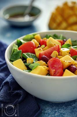 Mango salata