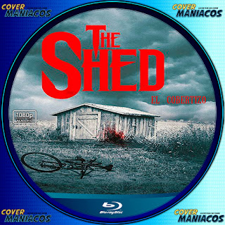 GALLETA EL COBERTIZO-THE SHED 2019[COVER BLU-RAY]