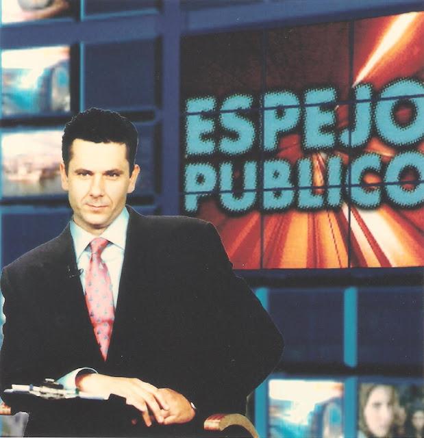 Reivindicando a los pioneros televisivos de cuando espejo p blico era semanal - Antena 3 espejo publico ...
