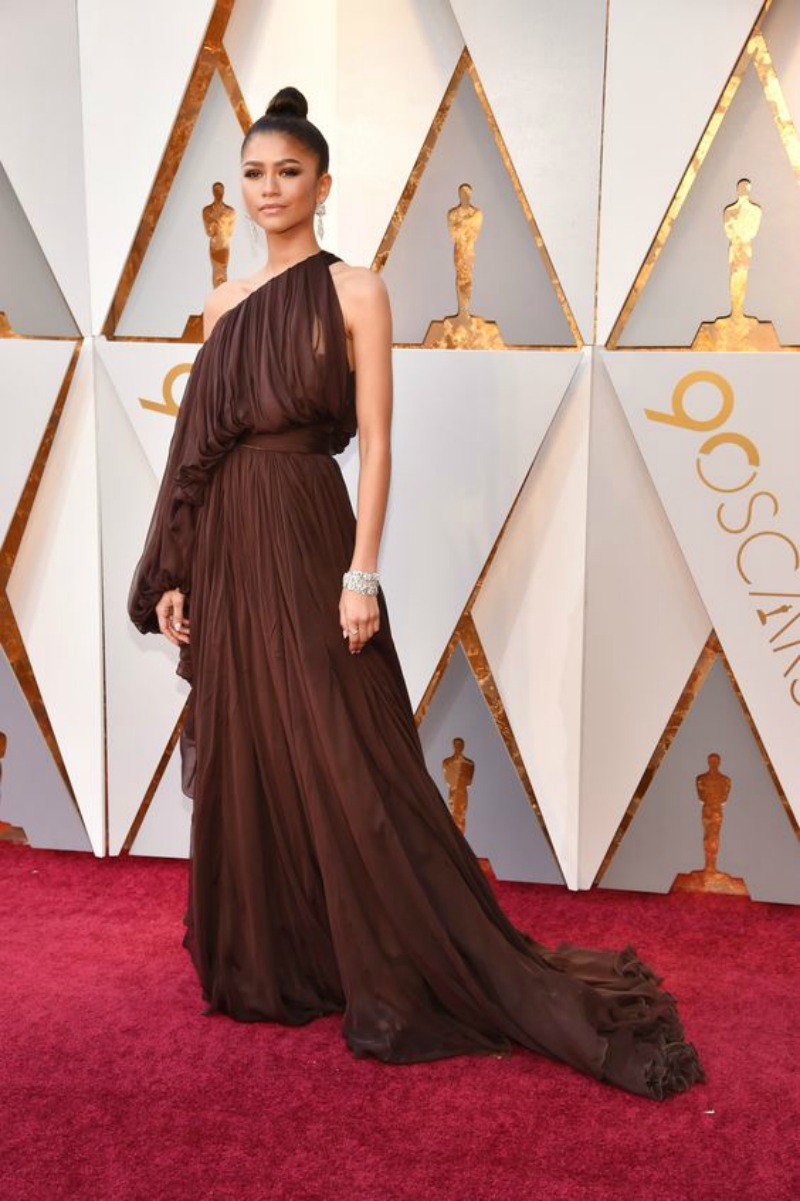 The best looks from the Oscars 2018 Zendaya