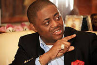 Fayose has sent a get well soon message to Yusuf Buhari but Femi Fani-Kayode, former Aviation Minister, refused saying;