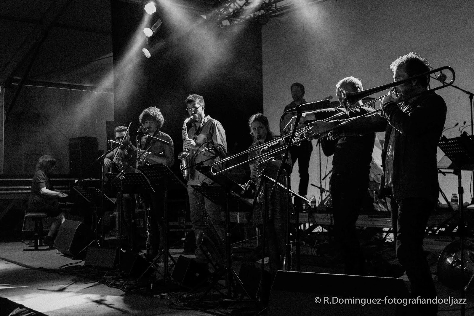 © R.Domínguez-Orchestre National de Jazz