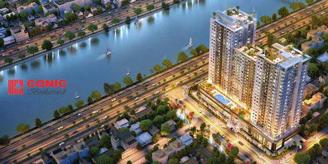 Chung cư Conic Boulevard Bình Chánh