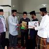Wali Kota Sungai Penuh AJB Sambangi Masjid Nurul Falah
