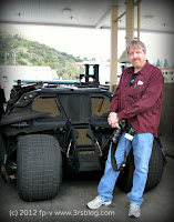 Paul & the Batmobile