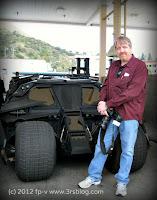 Paul & the Batmobile