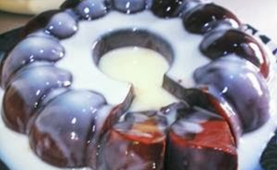 おいしいクリームとチョコレートプディングのレシピ