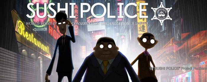 جميع حلقات انمي Sushi Police مترجم (تحميل + مشاهدة مباشرة)