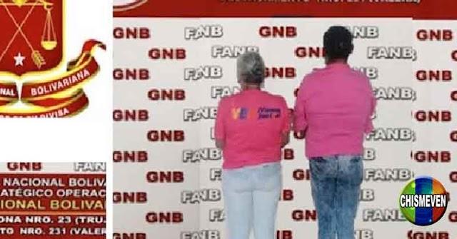 Envían a la cárcel a dos senoras por vender cupos para la gasolina en Trujillo