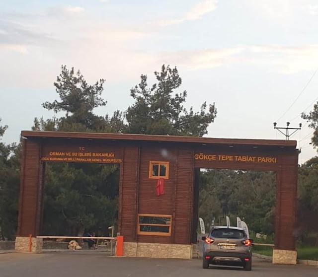 Gökçetepe Tabiat Parkı