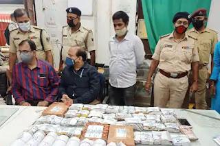 पटना जंक्शन पर 8 करोड़ का सोना और 27 लाख के चांदी के बर्तन जब्त, 23 लाख नगद भी बरामद