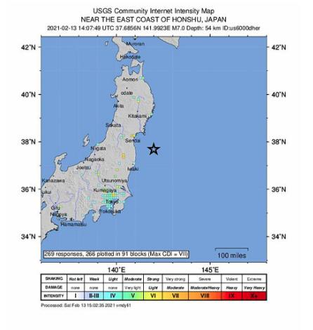 Gempa 7,3 SR Melanda Jepang, Membangkitkan Ingatan yang Mengkhawatirkan