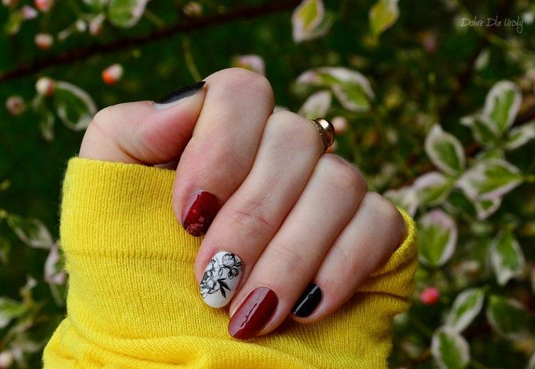 Nowa jesienna kolekcja naklejek termicznych na paznokcie Manirouge