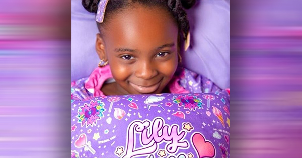 Lily Adeleye, founder of Lily Frilly