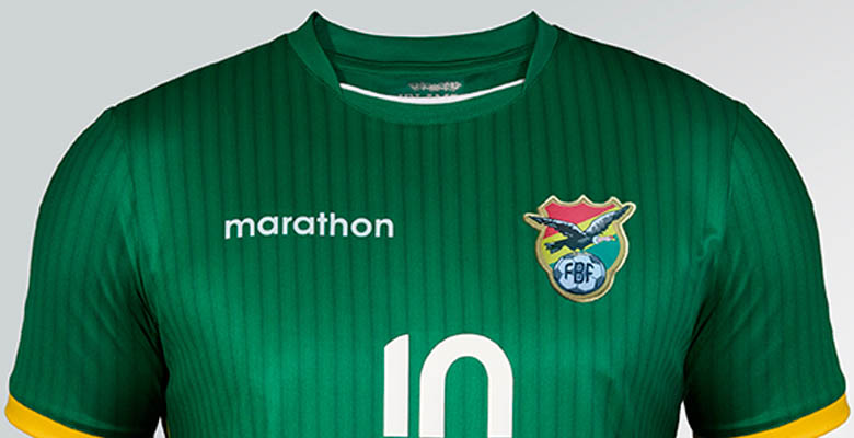 eba5da2c535 NEW  Footy Headlines Club - Join Now! No AdsExclusive ContentCustomize  Content MixExclusive Vouchers. The new Bolivia 2015 Copa América Kits are  made by ...
