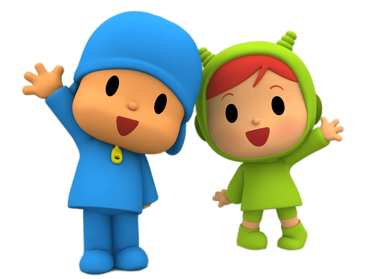 Cartoon Characters Pocoyo Png