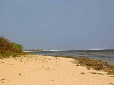 Tugas Membuat Blog Wisata Pantai Santolo Pameungpeuk Garut