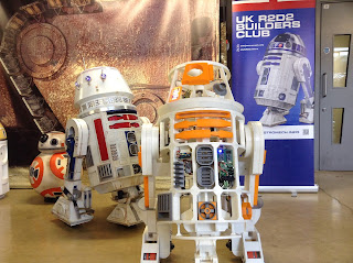 Collectormania 23, UK R2 Builders, R5D4