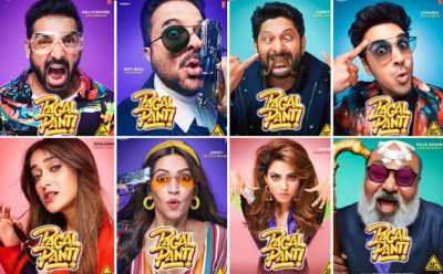 Pagalpanti Full Movies Free Download HD MKV 480p 2019