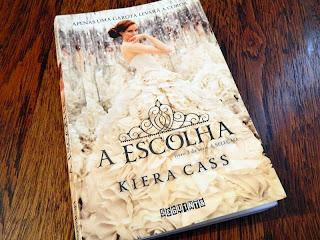A escolha, Kiera Cass