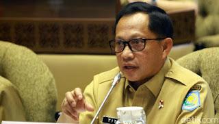 Mendagri Tito: Pilkada Serentak 2020 Justru Bisa Menekan Laju Penyebaran Virus Corona