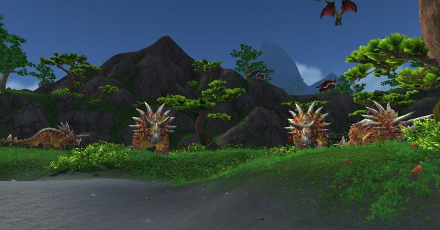 Explorando a Ilha de Gigantes