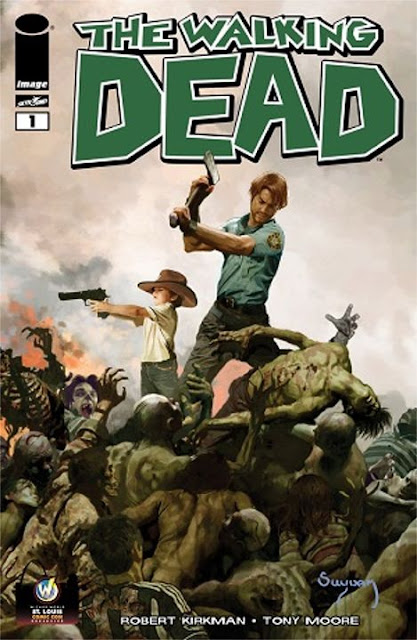 The Walking Dead #1 - Image Comics