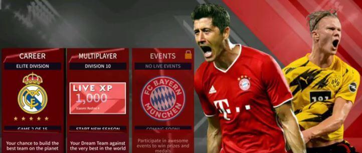 DLS 2021 Mod Apk Bayern Munich 2021 Android Download