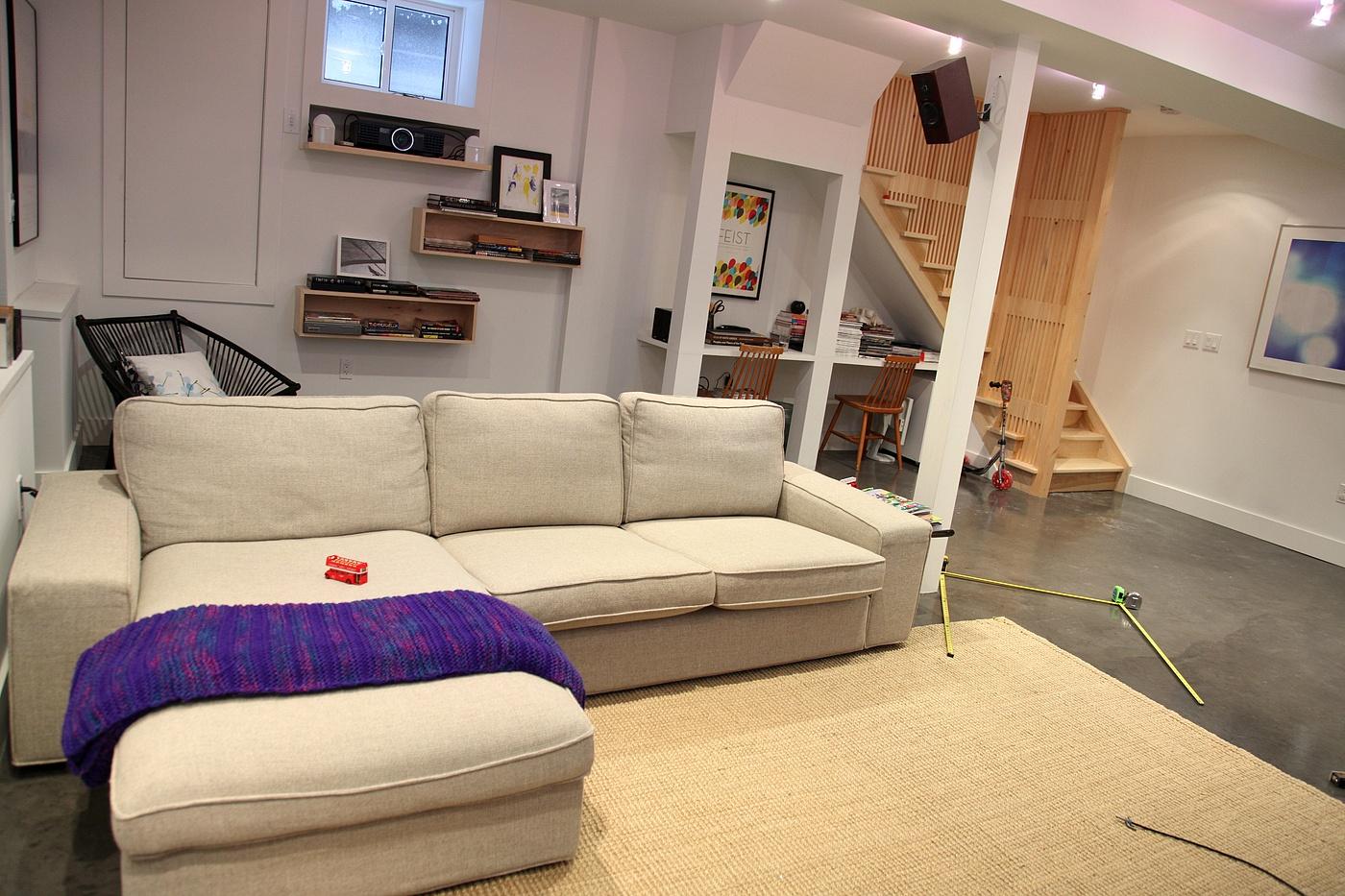 8FOOTSIX: New Basement Furniture?