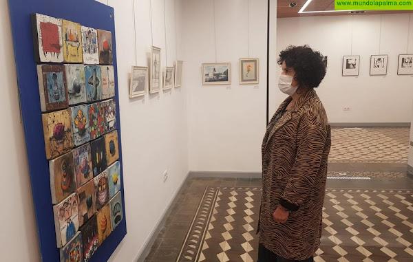 La Sala de Exposición O'Daly acoge una exposición colectiva de 11 artistas de diferentes modalidades